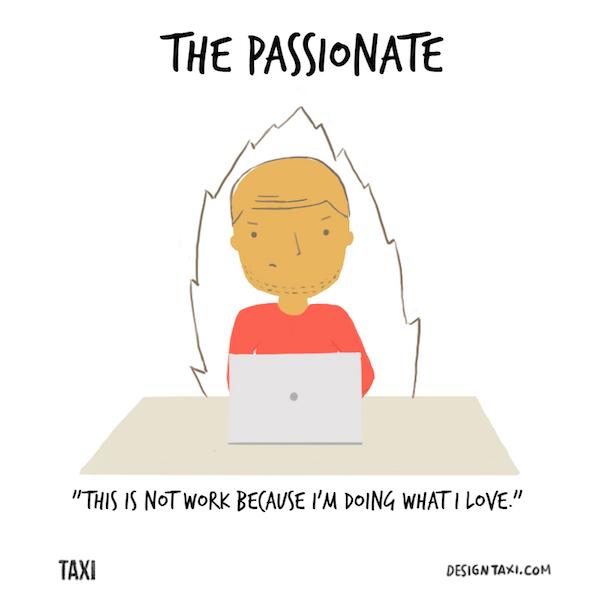 El apasionado