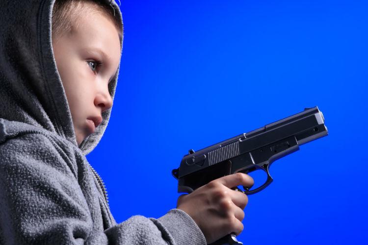 campaña contra el uso de armas