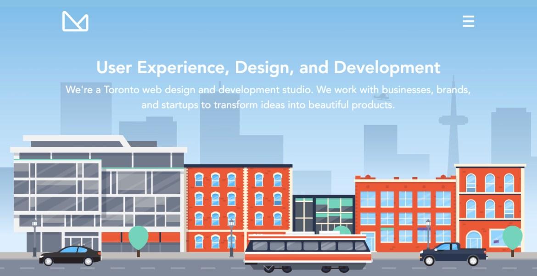 Diseños Web con animaciones SVG 3magine