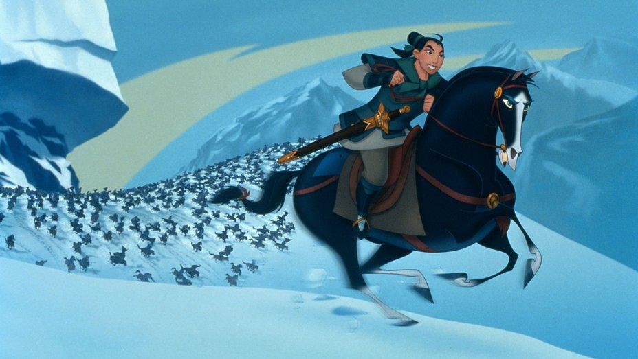 Live Action de Mulan con actores reales