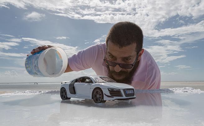 fotografía de autos deportivos