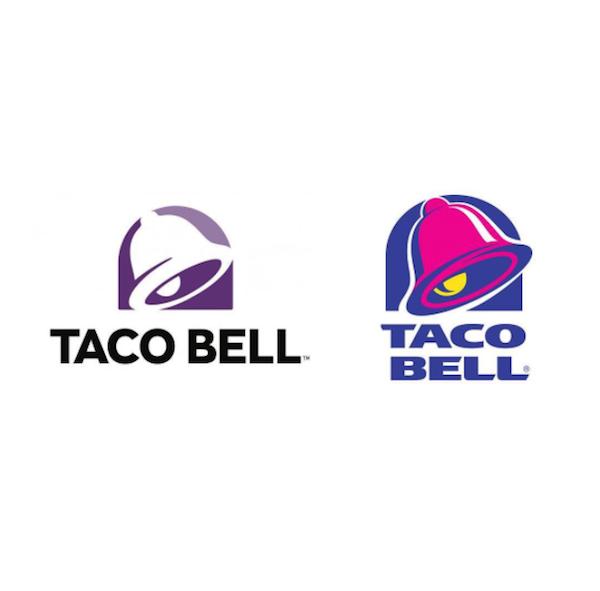 taco bell re-diseña su imagen