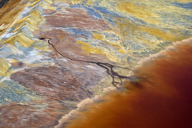Rio Tinto mines