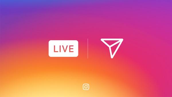 Instagram vídeos en vivo