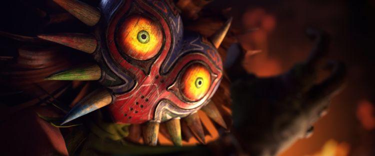 Cortometraje zelda majora's mask
