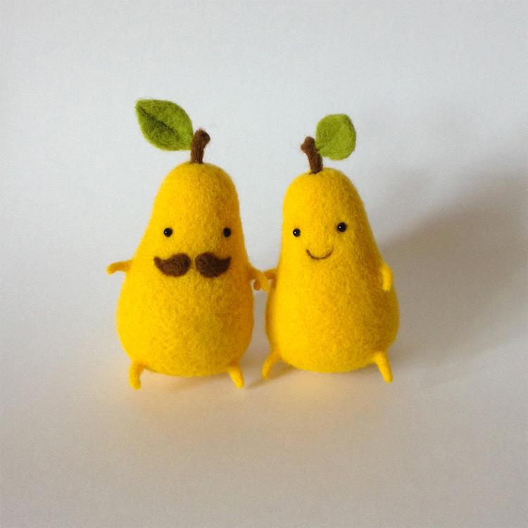 peras-amarillas