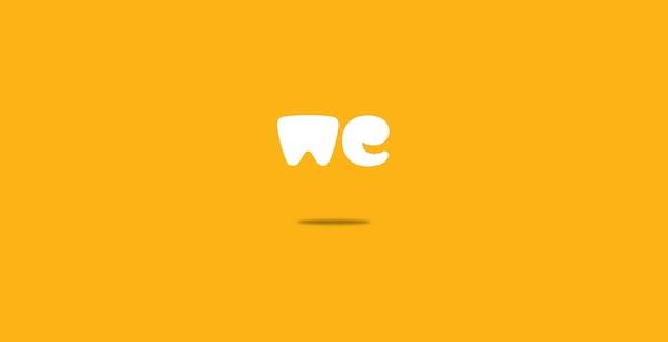 we-transfer-logo-yellow