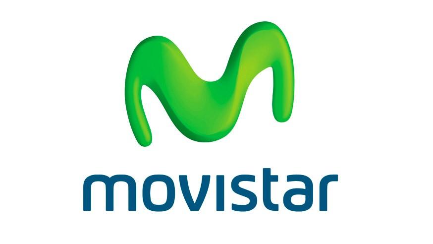 Logo antiguo de Movistar