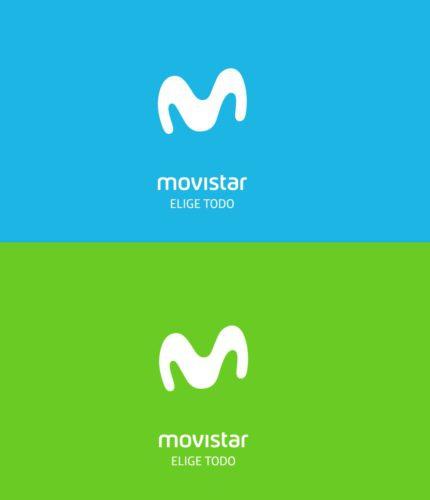 Nuevo logo de movistar