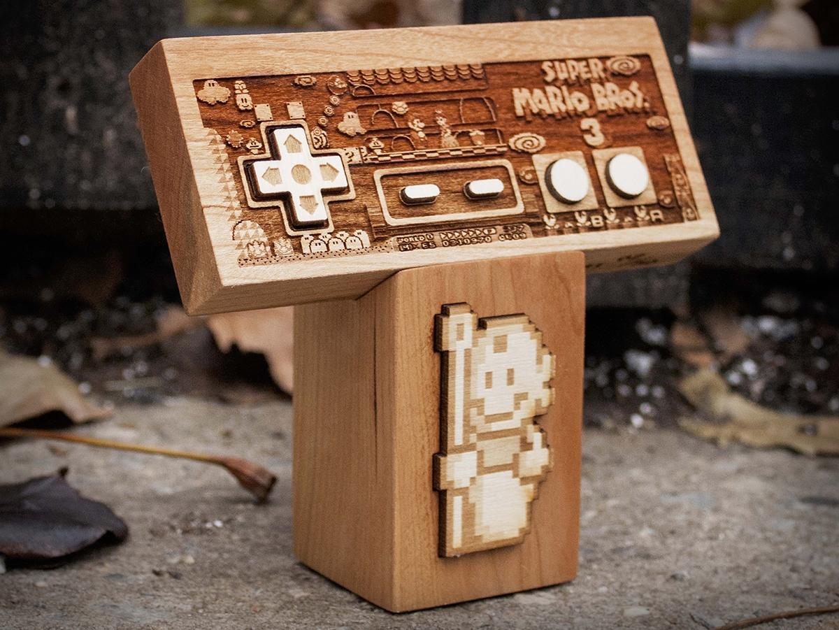 esculturas hechas en madera para creativos