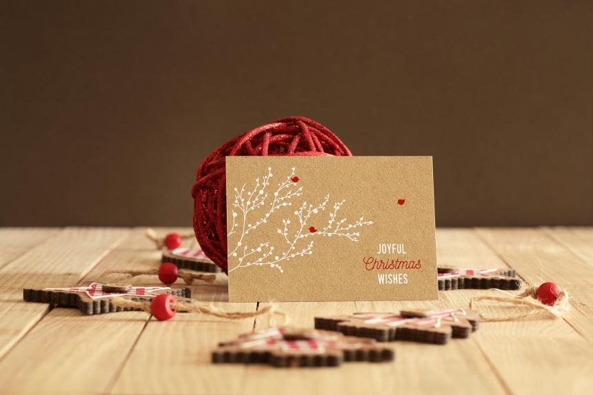 diseños de invitaciones navideñas gratis