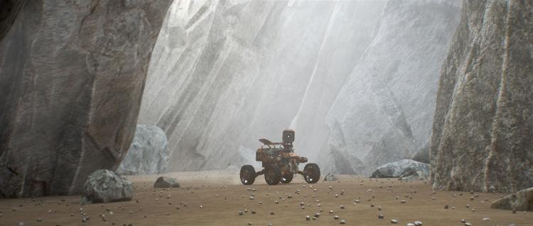 planeta desconocido cortometraje