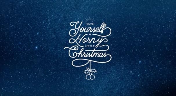 Satírica campaña navideña lanzada por Pornhub