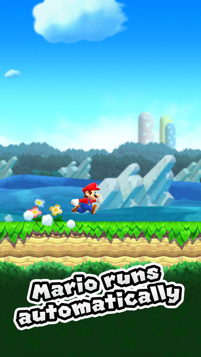 Super Mario Run ya esta disponible