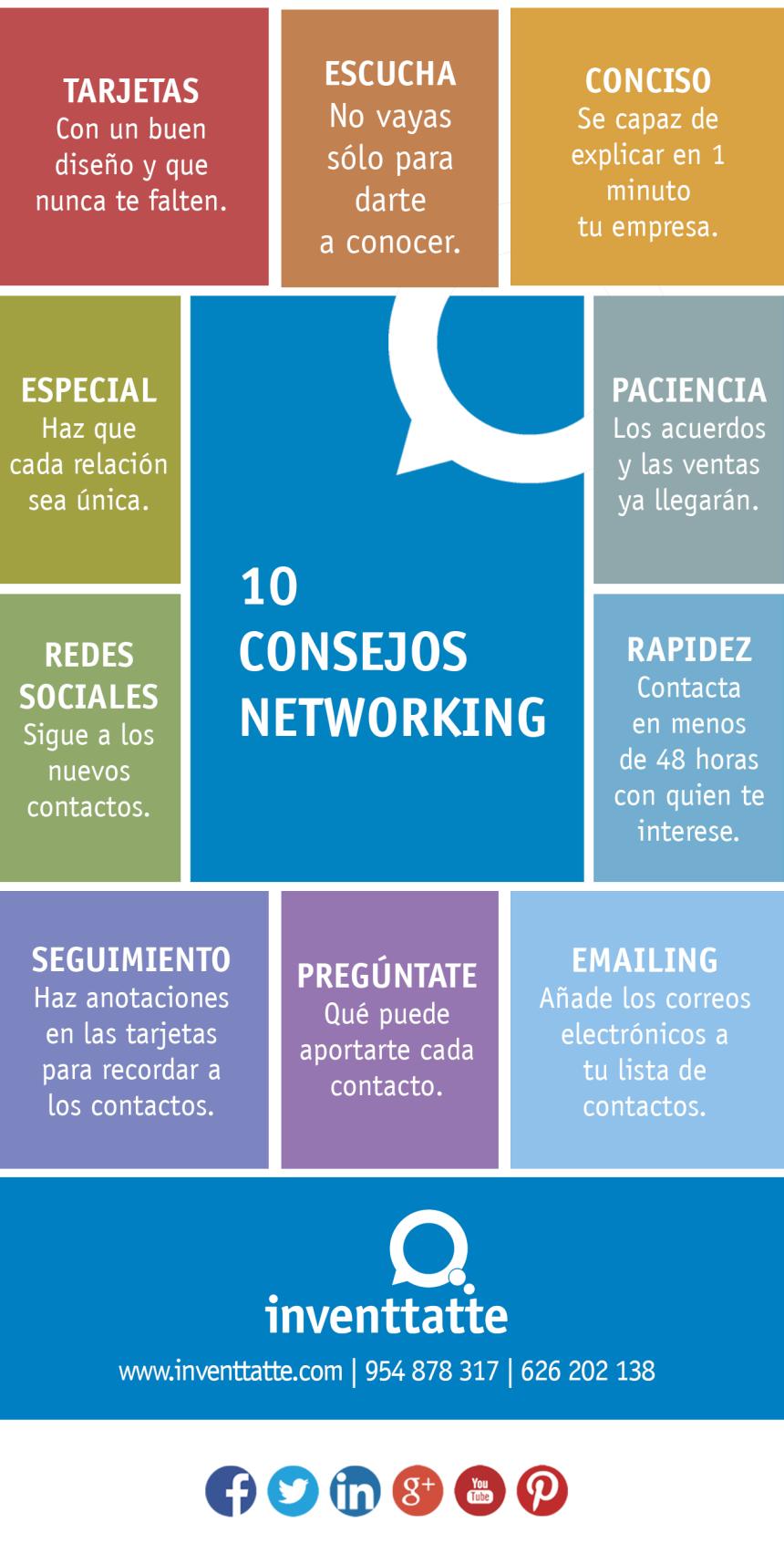 consejos para hacer un networking efectivo