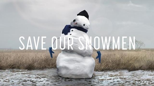 campaña sobre el cambio climático