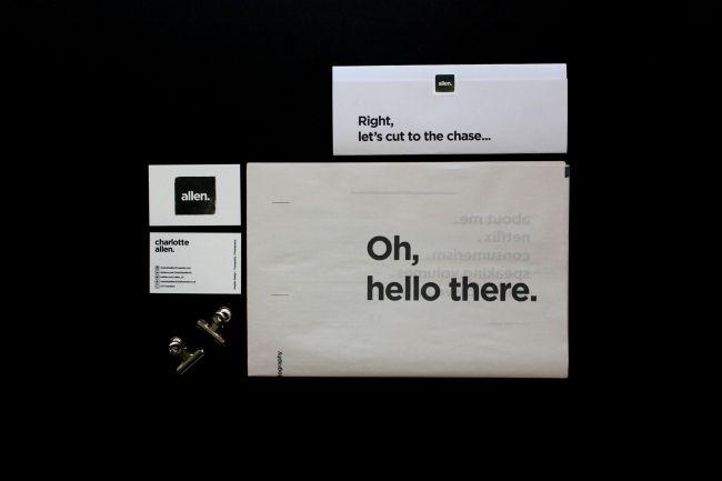 Creativos diseños de portafolios creativos hechos de papel para inspirarte