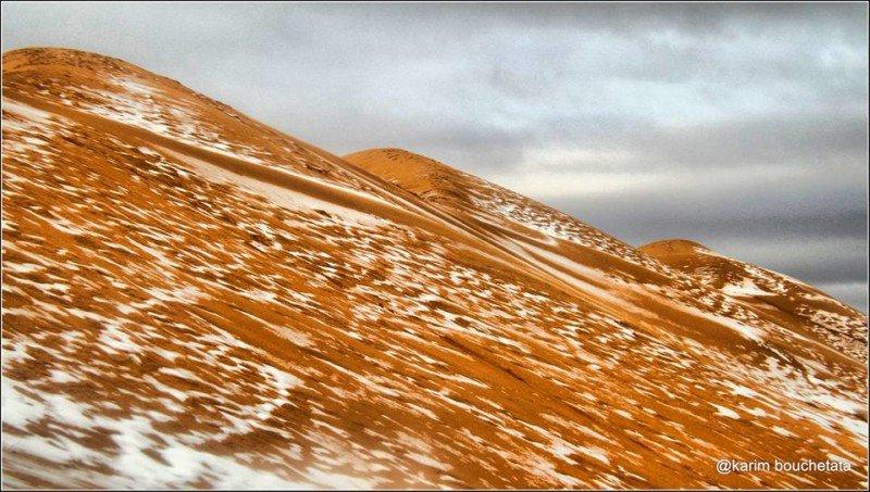 Nevada en el desierto del sahara