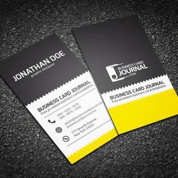 6 Mockups PSD de tarjetas de presentación gratis