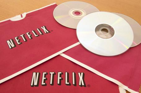 netflix envía películas a domicilio