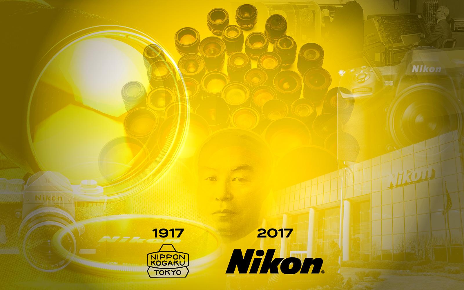 Nikon 100 años