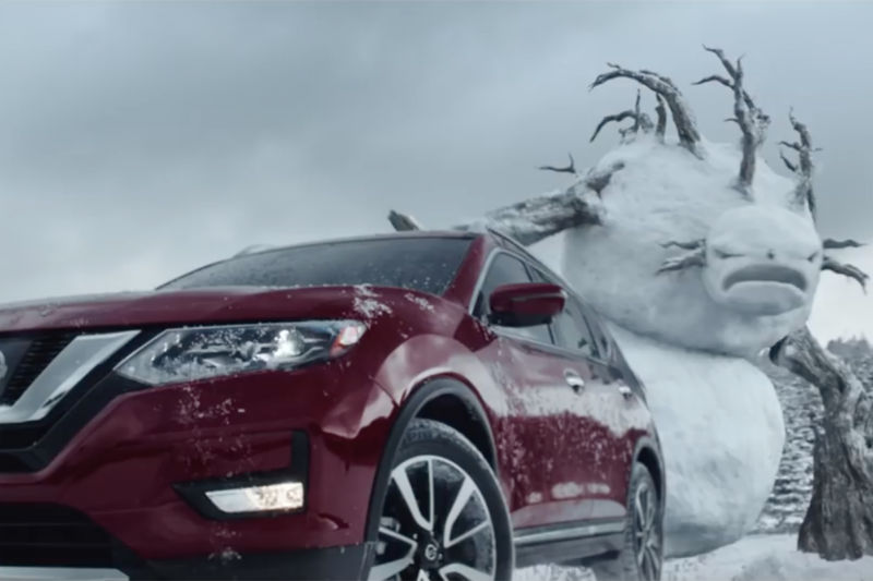 Return of the Snowmen