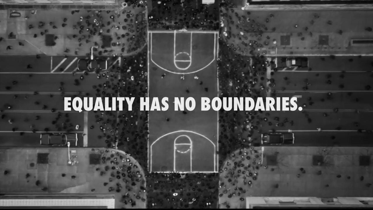 Campaña de Nike contra la discriminación
