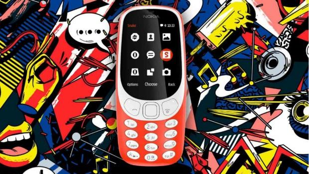 Nostálgica campaña de presentación del Nokia 3310