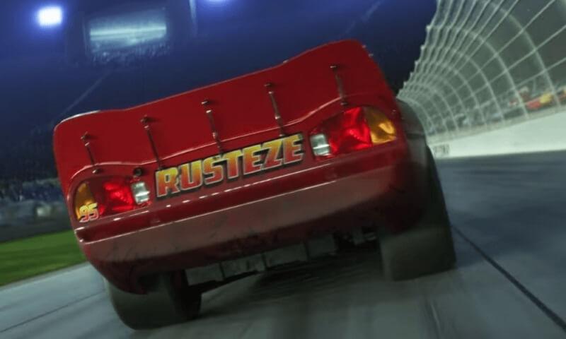 Trailer final de Cars 3