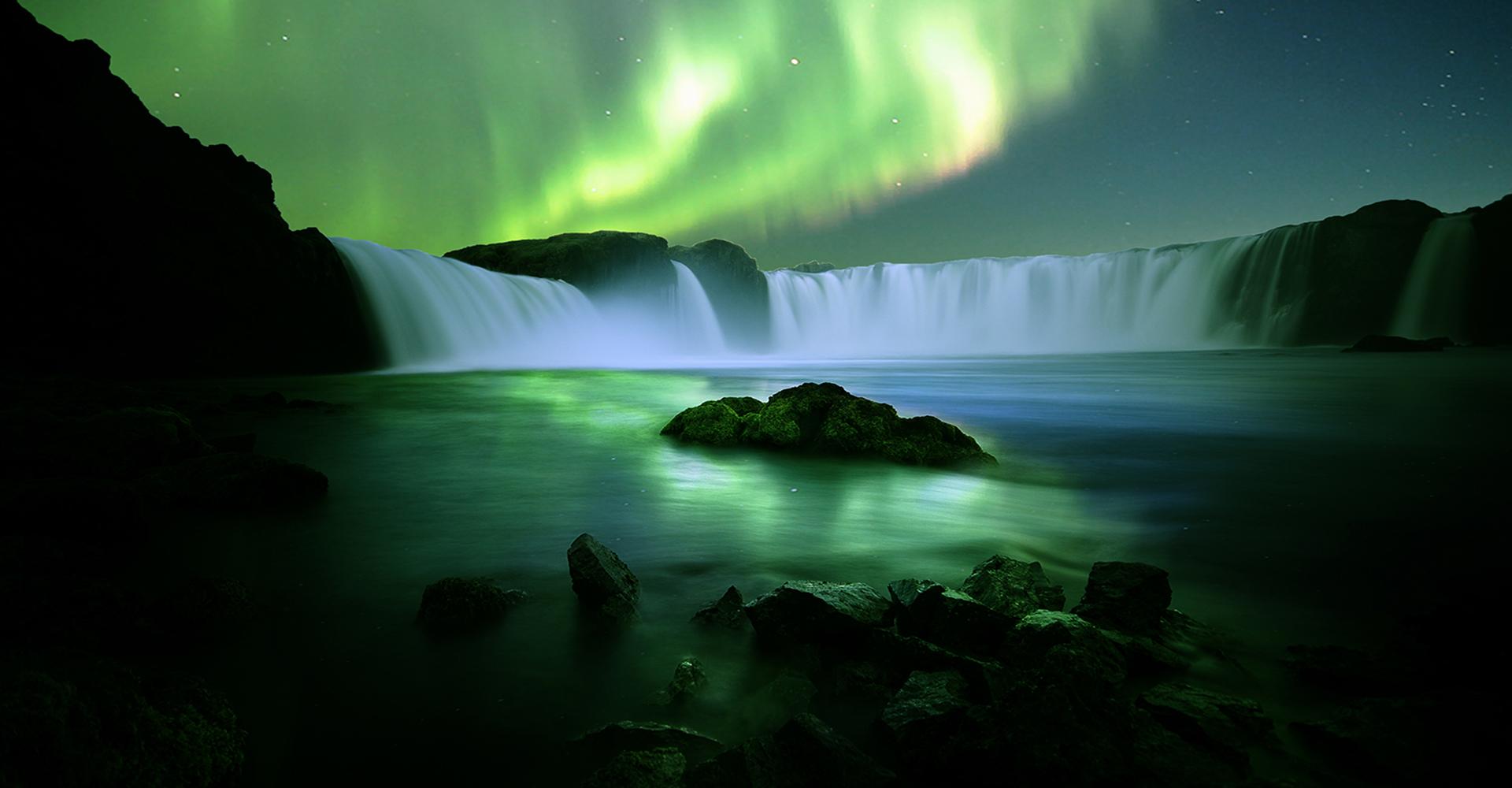 fotografías de paisajes nocturnos