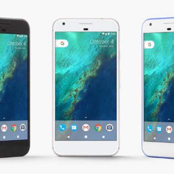 Templates imprimibles de Google Pixel para mockups gratis