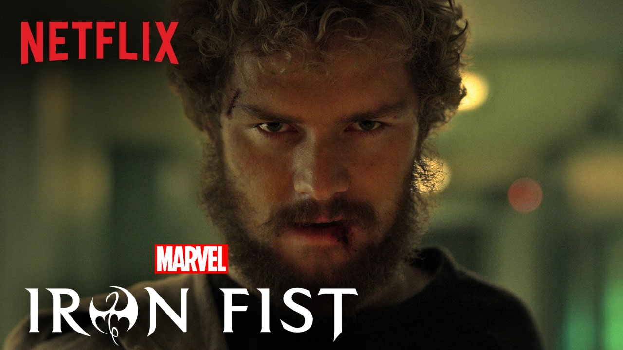Ultimo trailer de Iron Fist