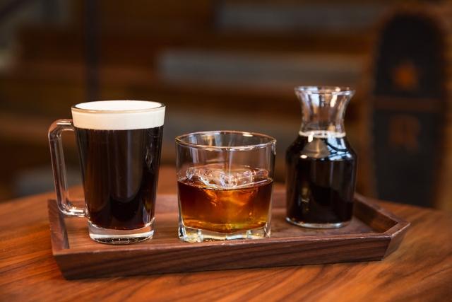 café con Whisky de Starbucks