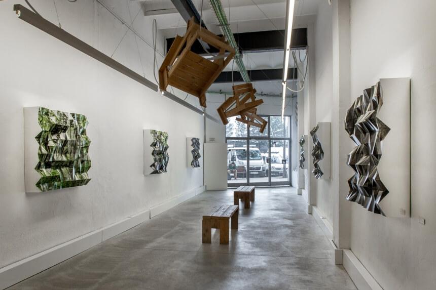 Esculturas fotográficas por Stefanie Herr