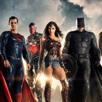 Justice League, la nueva película de DC y Warner Bros estrena su primer trailer