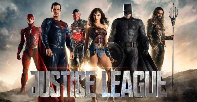 Nuevo trailer de Justice League