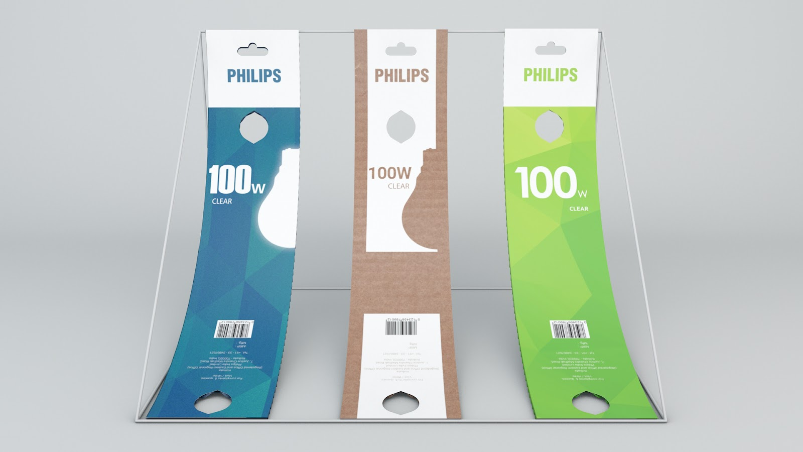 Diseño de Packaging sustentable y minimalista
