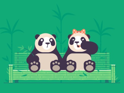 'Panda Style' la campaña de PornHub para tener sexo en favor de los pandas