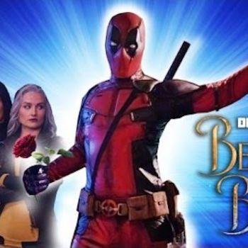 Deadpool protagoniza una parodia musical de La Bella y la Bestia