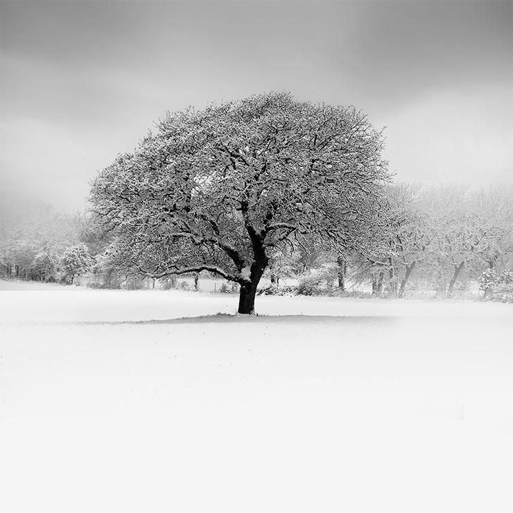 Serie fotografica de larga exposición en blanco y negro por Vassilis Tangoulis
