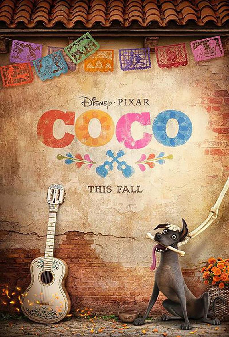 trailer de Coco