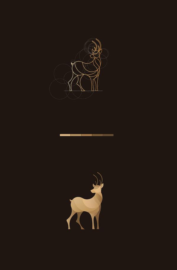 Diseños de logos minimalistas