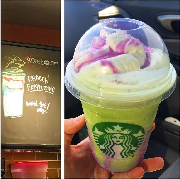 Dragon Frappuccino