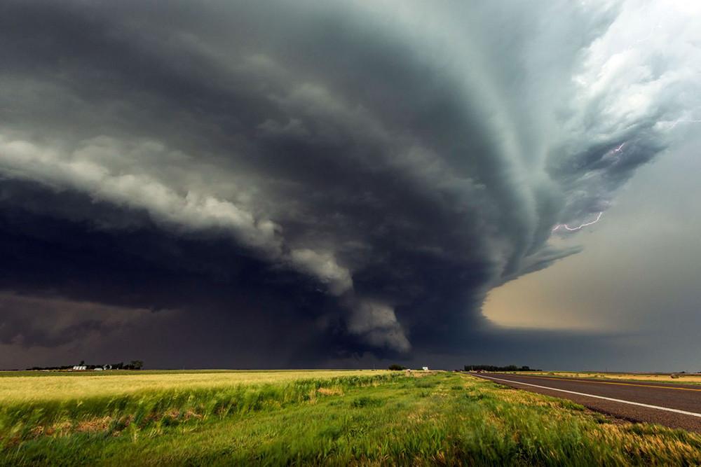 Fotografías de tormentas