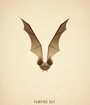 Ilustraciones tipograficas inspiradas en el reino animal (21)