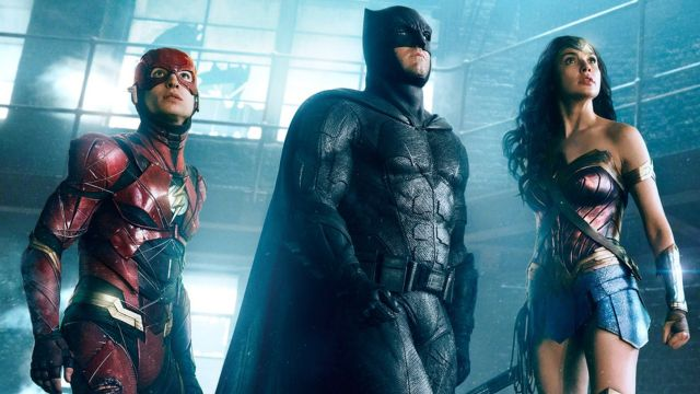Primer trailer internacional de Justice League