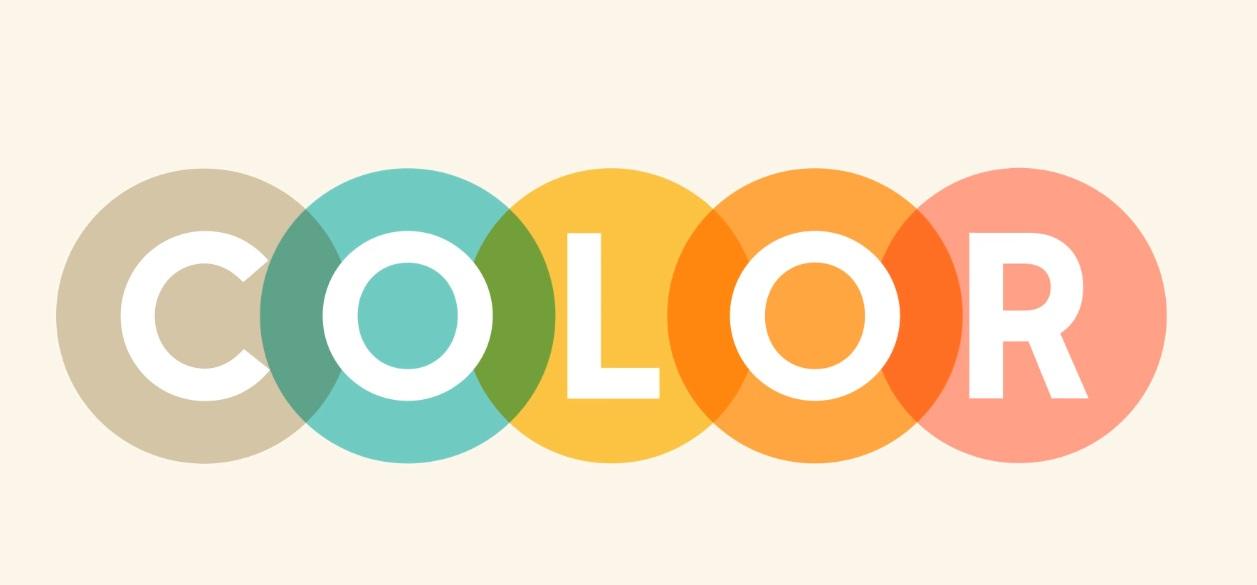Animación que explica la teoría del color