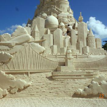 esculturas de arena por Susanne Ruseler (2)