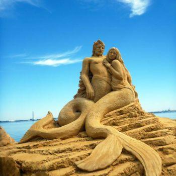 esculturas de arena por Susanne Ruseler (4)