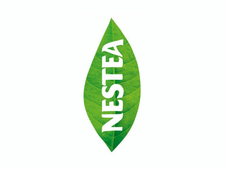 Nuevo logo de NESTEA